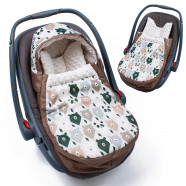 Universal and waterproof footmuff for stroller and car seat - Urban Collection - Ursidaé