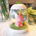 Rechargeable night light - bright and magical - Unicorn