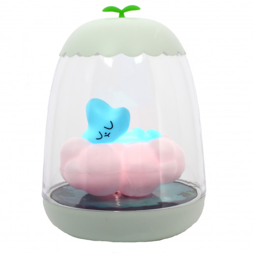 Rechargeable night light - bright and magical - Cloud