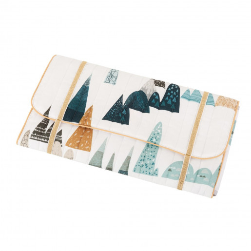 Oeko-Tex certified travel changing mat - Everest Collection
