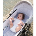 Universal spring summer footmuff for stroller and car seat - Natura