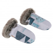 Mittens for strollers - warm and waterproof Everest hand guards