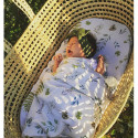 Multipurpose bamboo swaddles - set of 2 - Everest