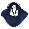 Reversible and multi-use wrap blanket, DINOZ