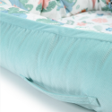 Baby nest - cot reducer co-sleep cocoon - multipurpose and reversible - Lazy