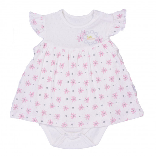 Baby Organic Cotton Dress Body - Blossom