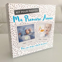 "Photo kit - Souvenir cards - ""My first year"", Boy"