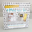 Pregnancy milestone cards, 9 months with you
