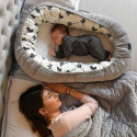 Baby nest - cot reducer co-sleeping cocoon - multi-use - Capitaine Aventure
