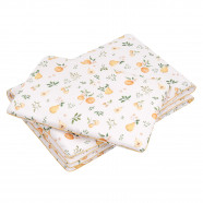 Children's duvet and pillow - ready to sleep, SUMMER GARDEN