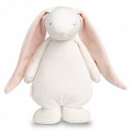 Moonie, light and sound magic rabbit soft toy