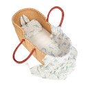 Flat cushion with rabbit ears - Whale Moby