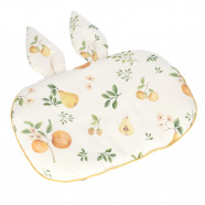 Flat cushion with rabbit ears - Summer garden