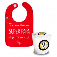 Future dad surprise bag