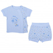 Organic cotton baby t-shirt and shorts set, Dreams