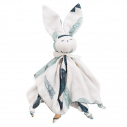 Flat comforter - swaddle - bamboo - Rabbit - Everest