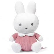 Peluche lapin Miffy - Velours Rose