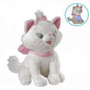 Disney's Aristocats - Marie cat plush - musical and luminous night light