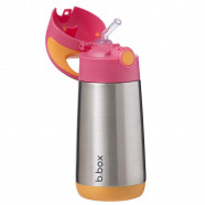 B-box - Insulated children's water bottle with straw - 350 ml