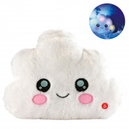 Light Cushion Plush - Kawai Cloud White