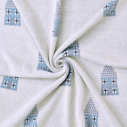 Lightweight organic cotton baby blanket - Maisons