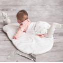 Sevira Kids - Evolutive and multi-use swaddling sleeping bag - baby nest - Label d'Or Innovation - Minky