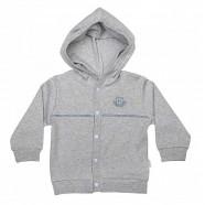 Baby hooded cardigan