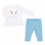 Baby clothes set 2 pieces - Lapinou
