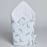 Fleece Swaddle Sleeping Bag - Moby