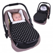 Footmuff - universal sleeping bag - waterproof - for the stroller or car seat - Urban Collection - New York