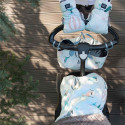 Mittens for stroller - hand guards - Fantasy