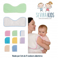 Sevira Kids shoulder bib
