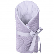 Multi-Use Swaddling Sleeping Bag - Newborn Baby Nest - Minky