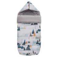 Universal footmuff 0 - 4 years - waterproof - Everest