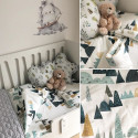 Comforter and pillow child 2 in 1 ready to sleep - Premium bed linen - Everest