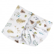 Baby fitted sheet in certified cotton - premium collection - Natura